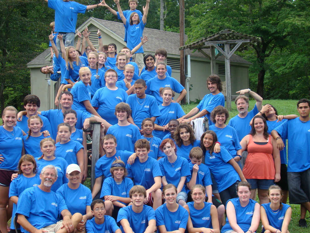 Off the Wall Youth Summer Camp!