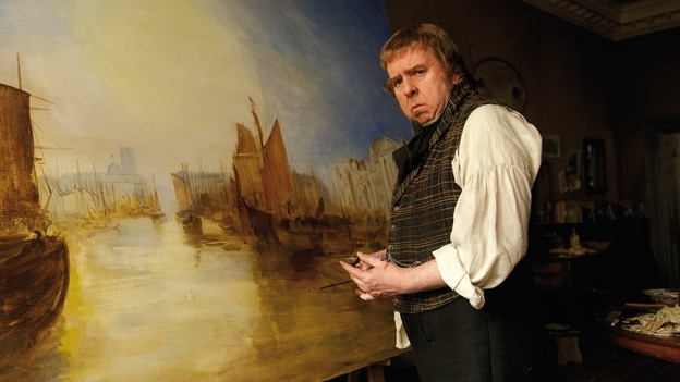 Timothy Spall as  Mr Turner