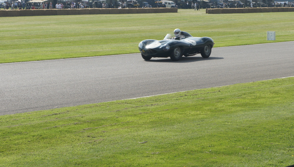 Jaguar D-Type 2
