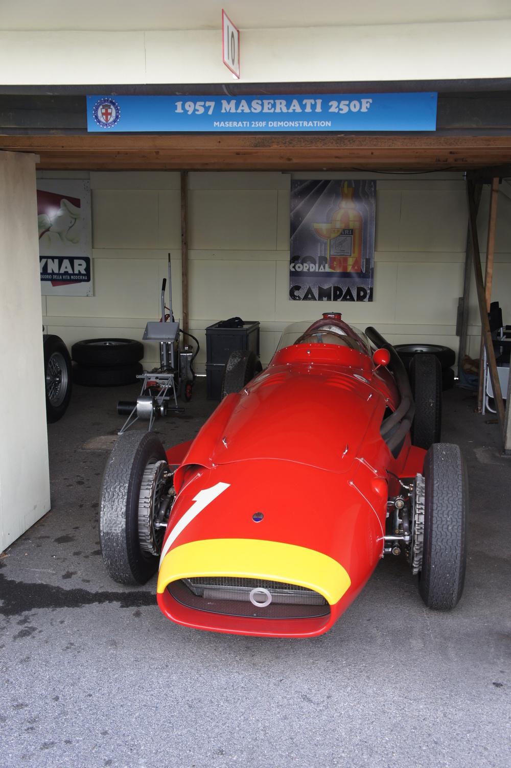 Fangio's Last Ride