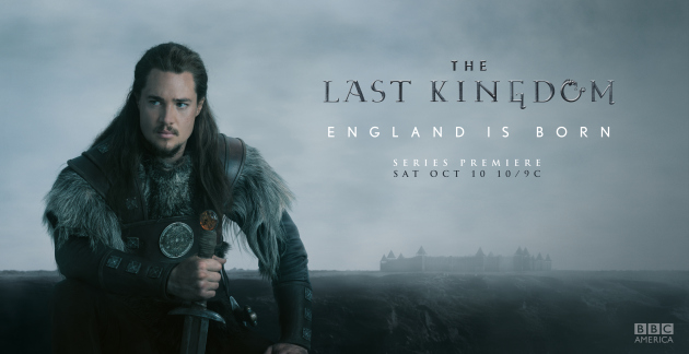 Alexander Dreymon as Uhtred in  The Last Kingdom .