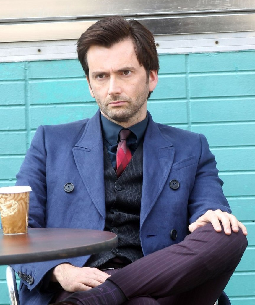 David Tennant as Kilgrave