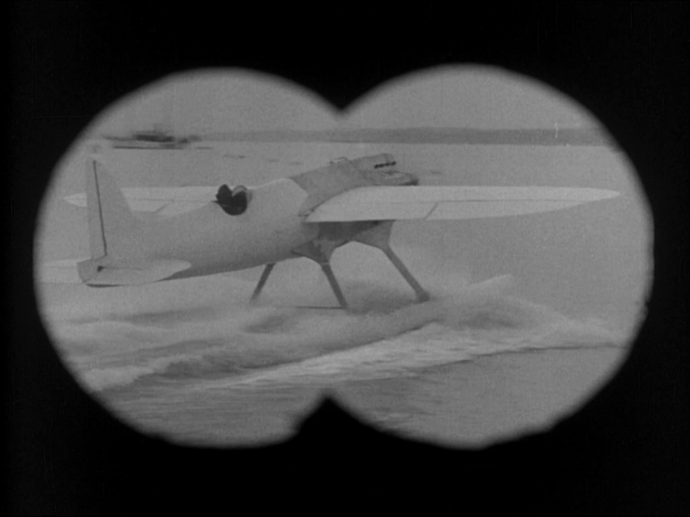 Part of the only surviving footage of the S.4