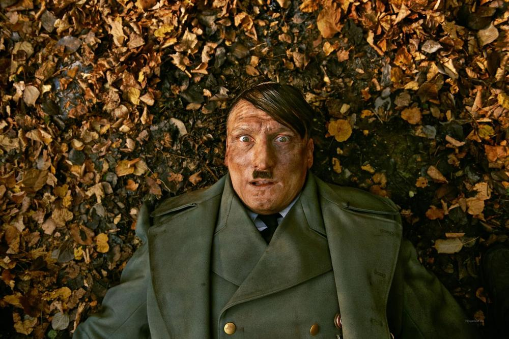 Oliver Masucci as Adolf Hitler in  Look Who's Back