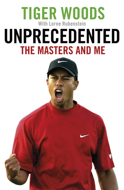 A review of Unprecedented by Tiger Woods