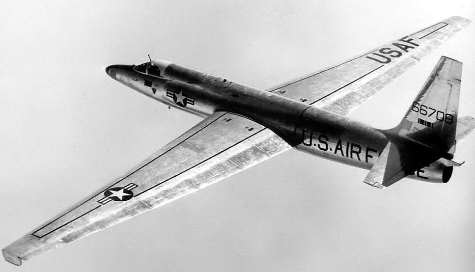 Kelly Johnson's U-2 Spyplane. Variants still fly today.