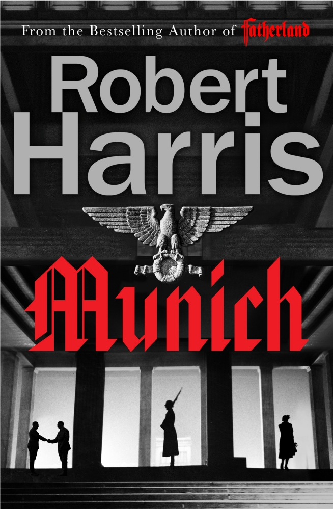 Image result for Munich by Robert Harris