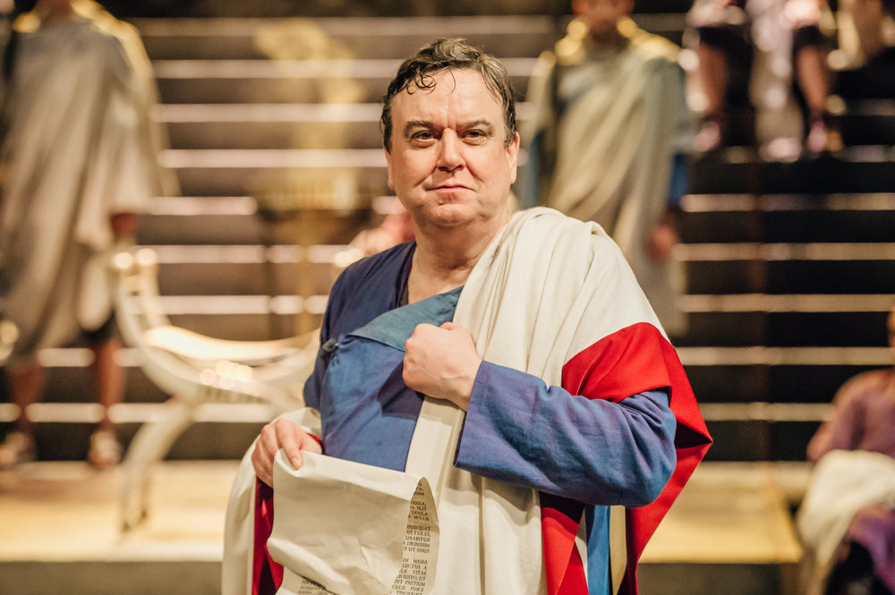 Robert McCabe as Cicero