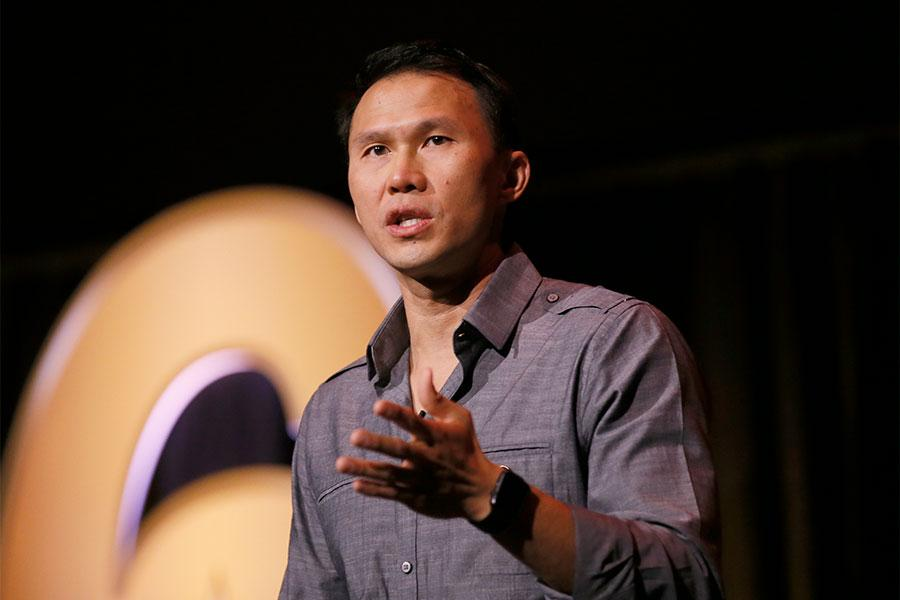Battle Scars ' host Thom Tran