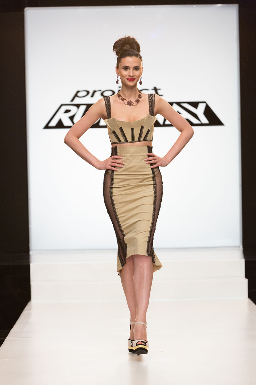 Project Runway Season 12, Episode 2