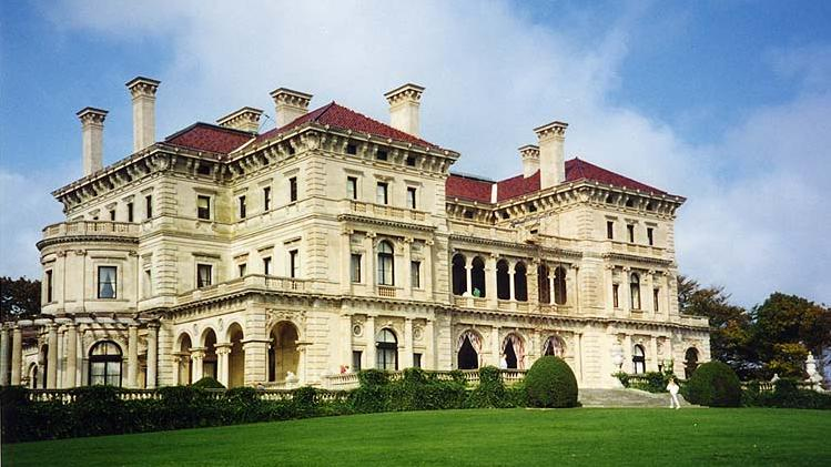 The Breakers, Newport Rhode Island