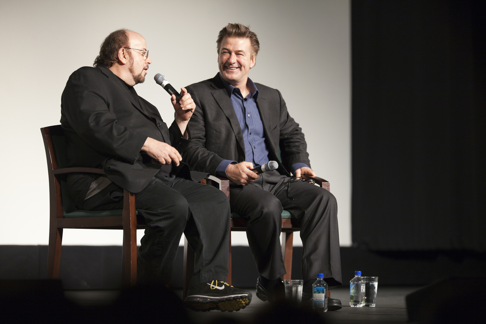 James Toback & Alec Baldwin
