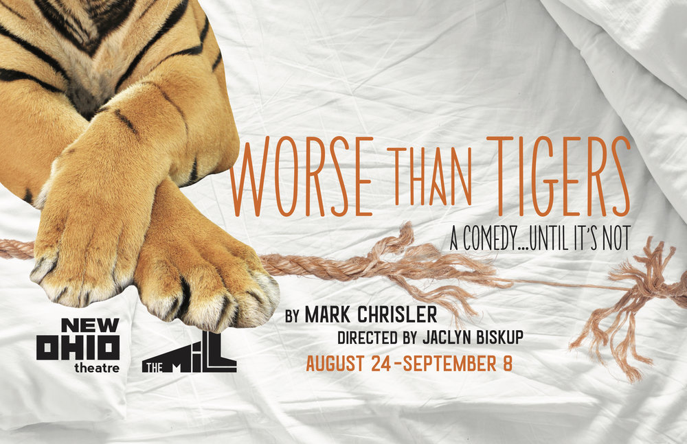 Worse Than Tigers Poster