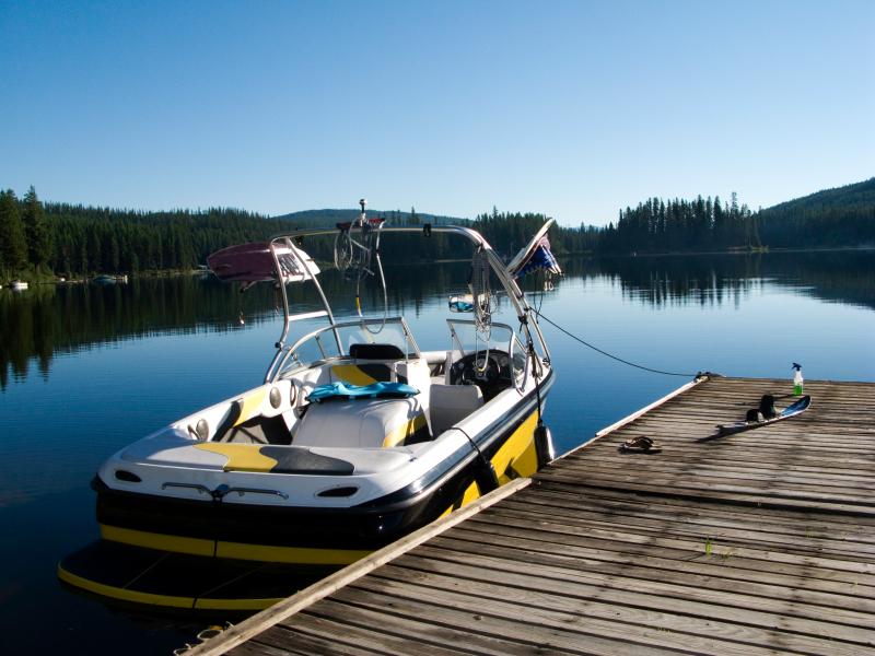 Boats + Watercraft
