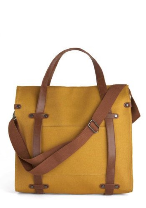 Camp Director Tote. Affordable, Utilitarian and Special