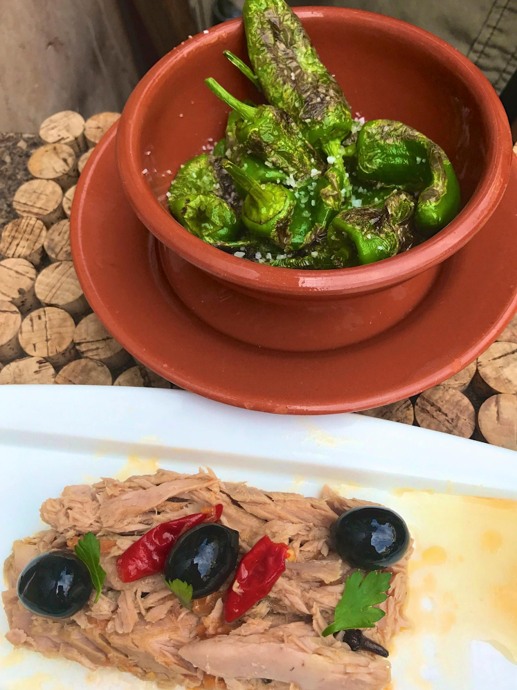 padronpeppers and tuna conserva in porto.PNG
