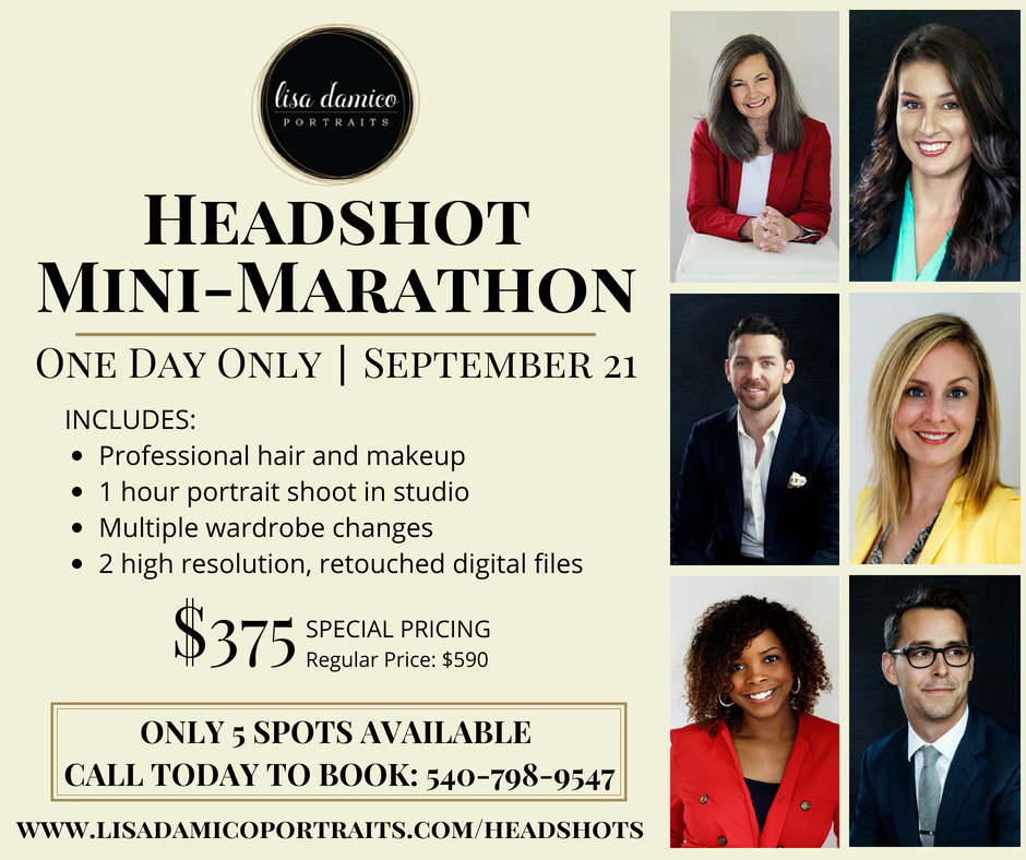 Headshot Mini Marathon