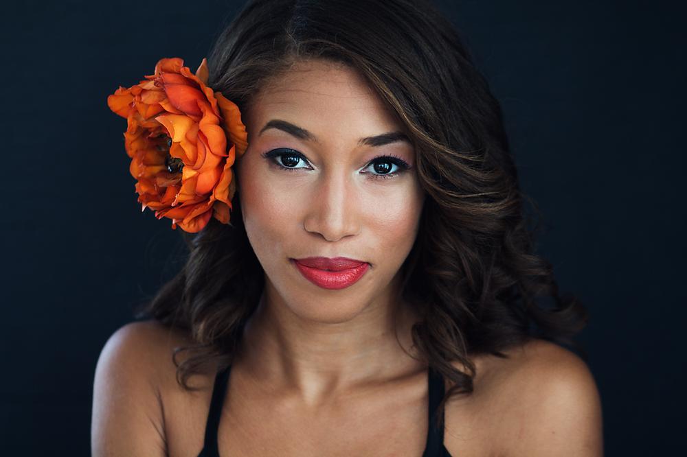 Lisa Damico Portraits │DC Arlington Alexandria Beauty Glamour Portrait