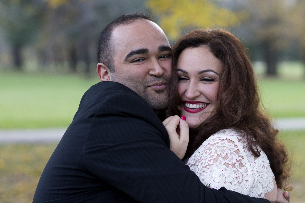 Lisa Damico Portraits │ Northern Virginia Engagement Photographer │ Lilly & Shahrouz