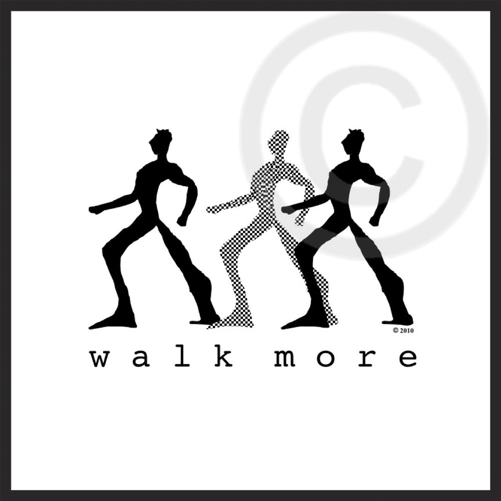 Walk More - Men