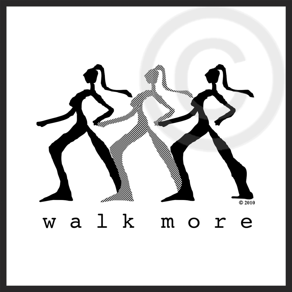 Walk More - Women