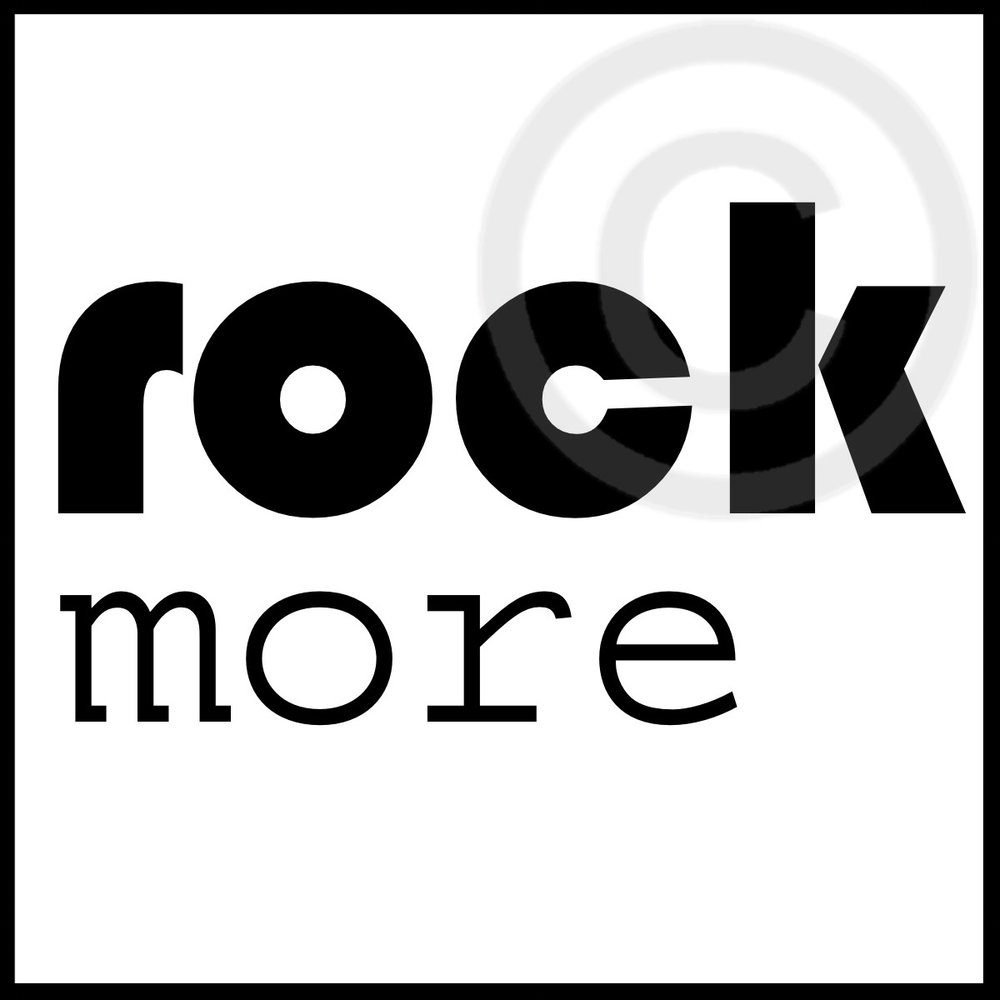 Rock More - Text Only