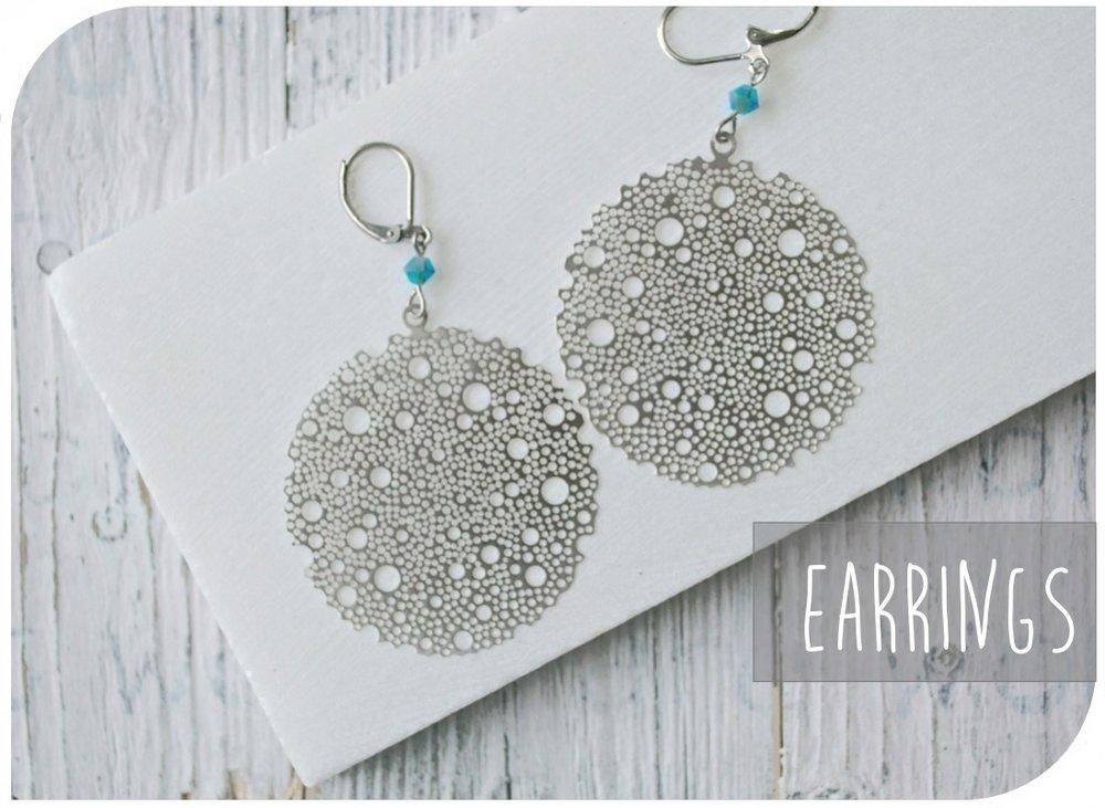 Womens earring