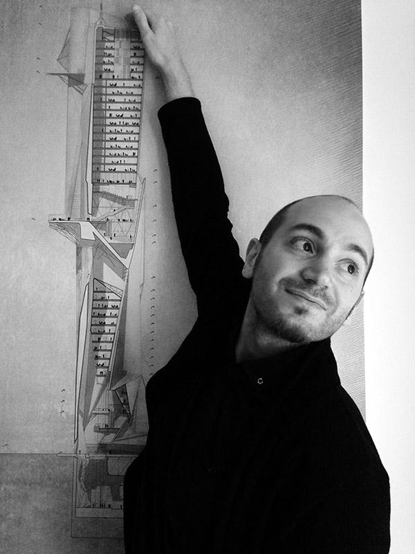 Cristian Farinella, Atelier Crilo
