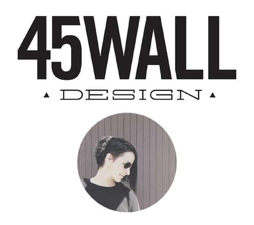 Follow 45Wall Design on Instagram.