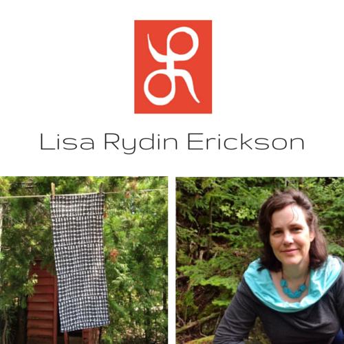 Follow  Lisa Rydin Erickson  on Instagram.