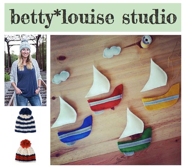 Follow  Betty Louise Studio  on Instagram.
