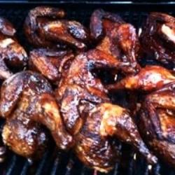 Ancho BBQ Chicken