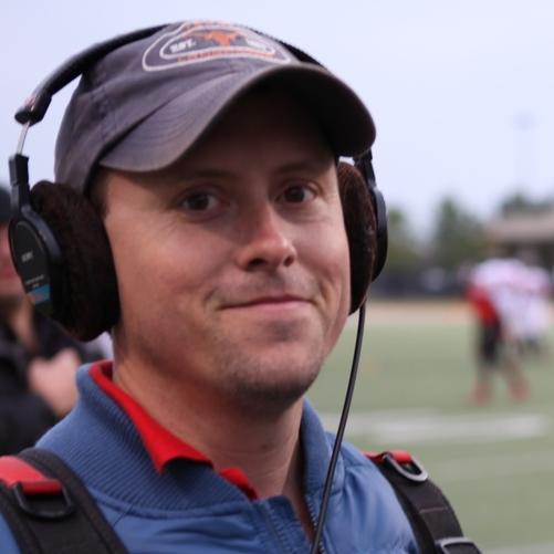 John McKallip Audio Supervisor