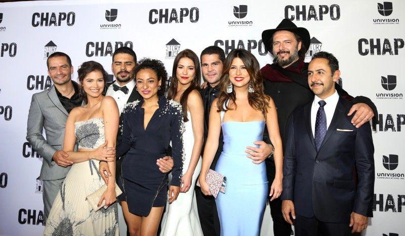 El Chapo Season 1 Premiere