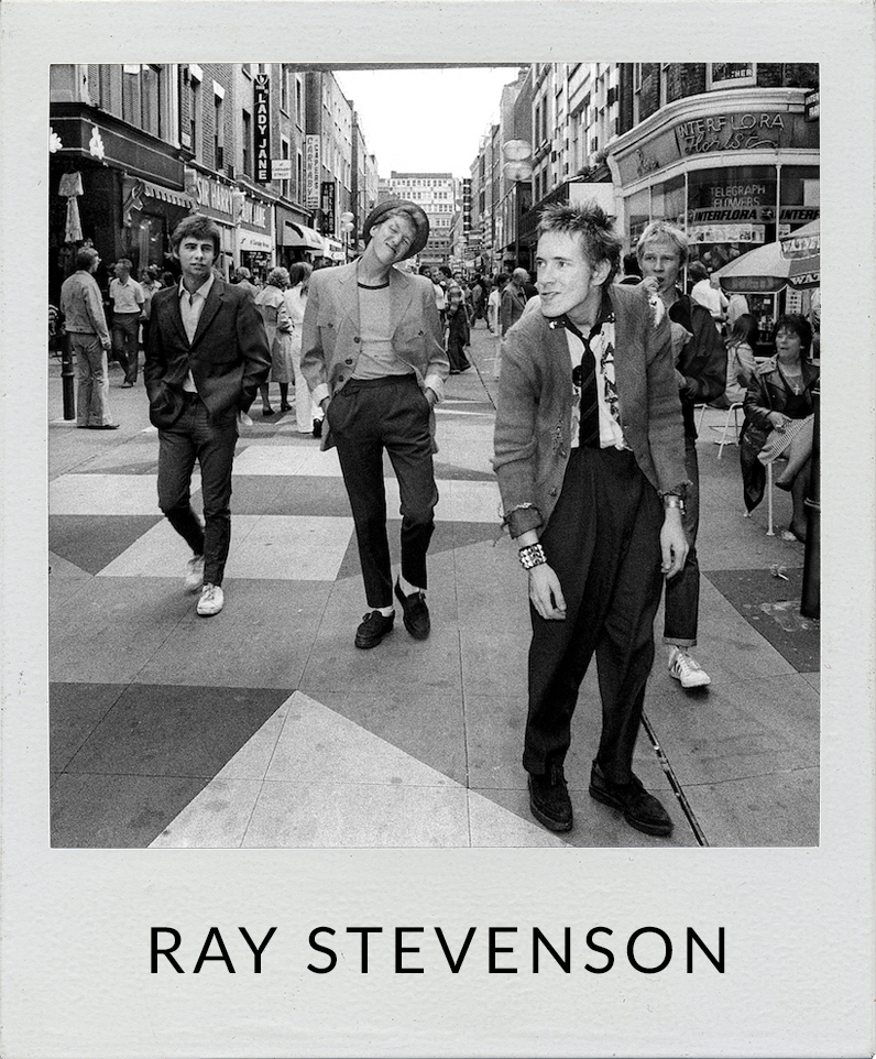Ray Stevenson photography