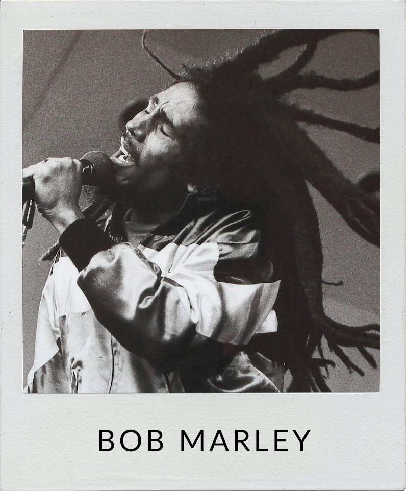 Bob Marley photos