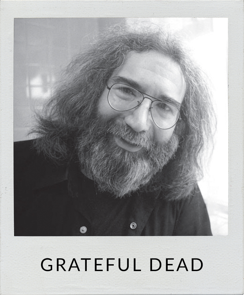 Jerry Garcia Grateful Dead photos