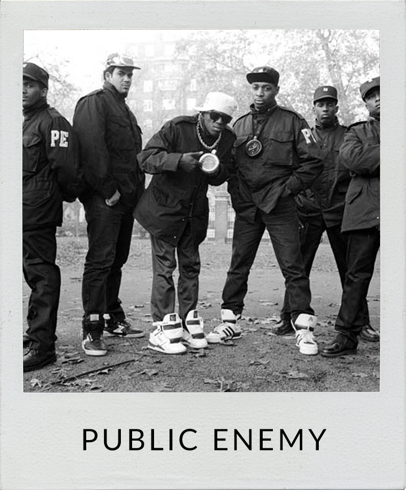 Public Enemy Photos