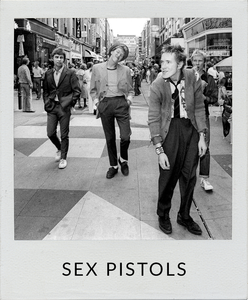 Buy Sex Pistols photos