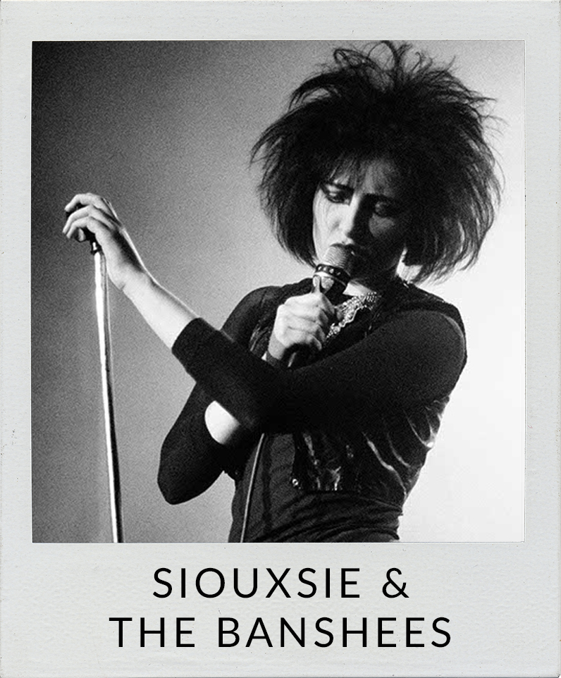 Siouxsie and The Banshees photos