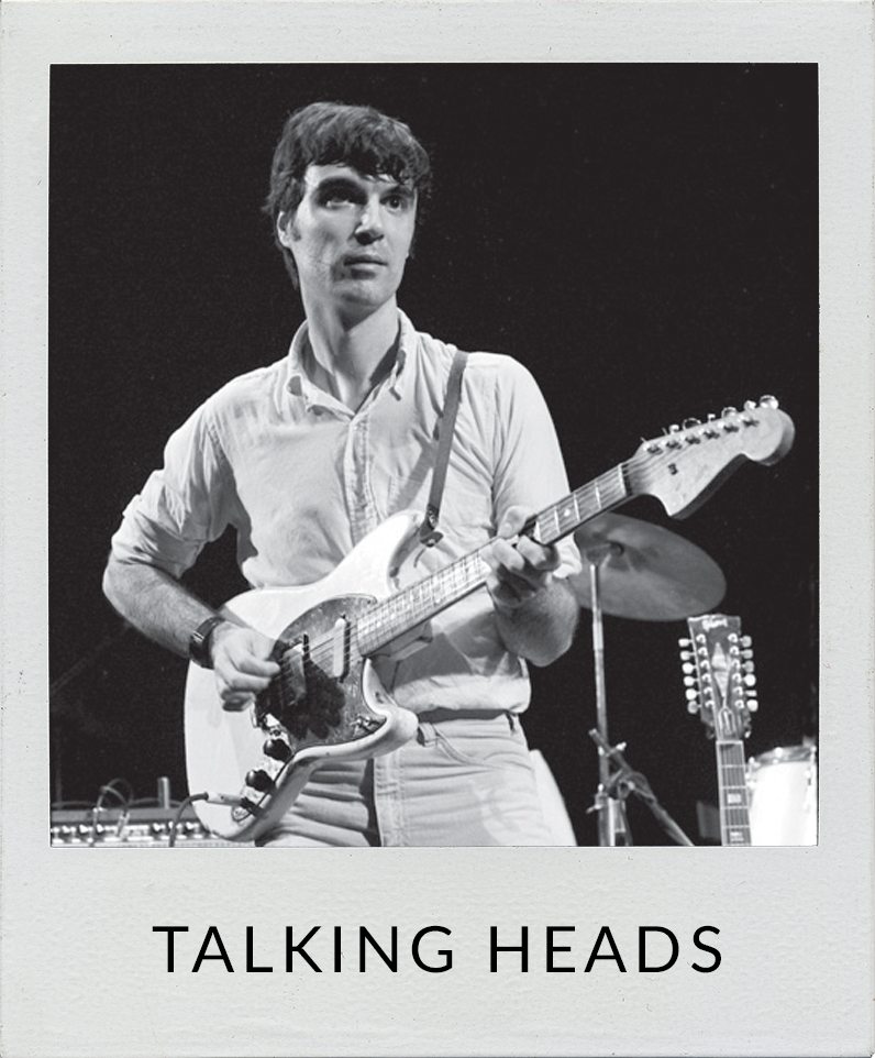 Talking Heads photos