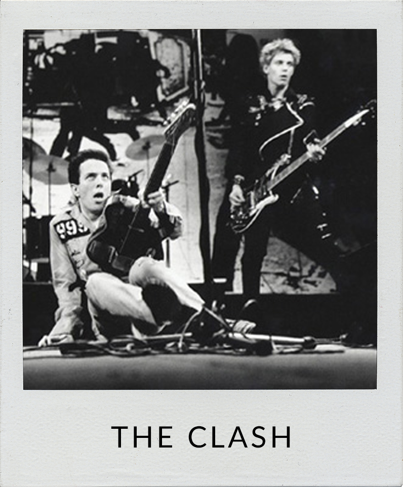 The Clash photos