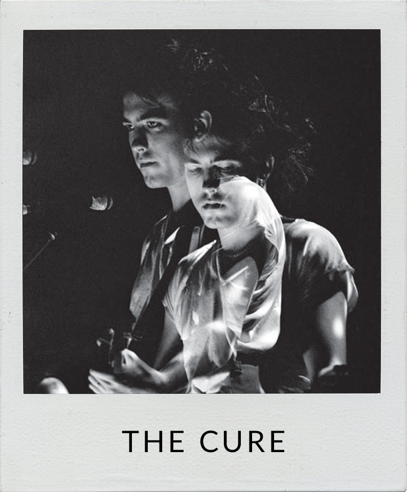 The Cure photos