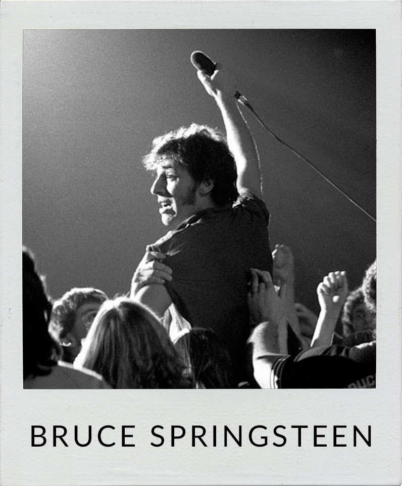 Bruce Springsteen photos