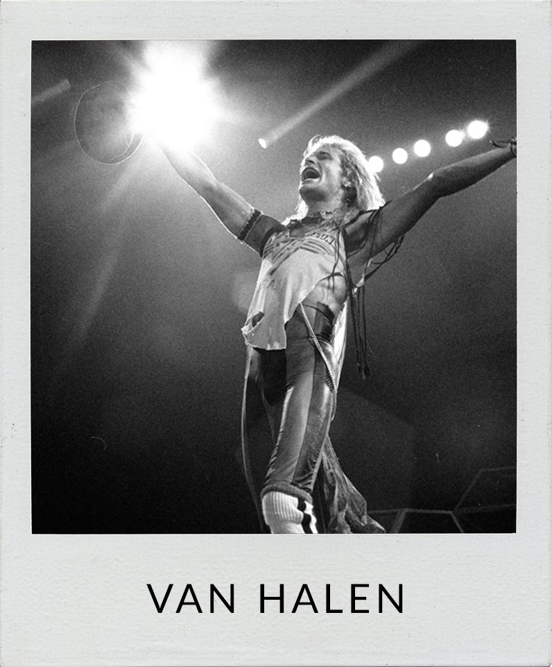 Van Halen photos