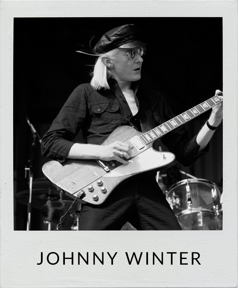 Johnny Winter photos