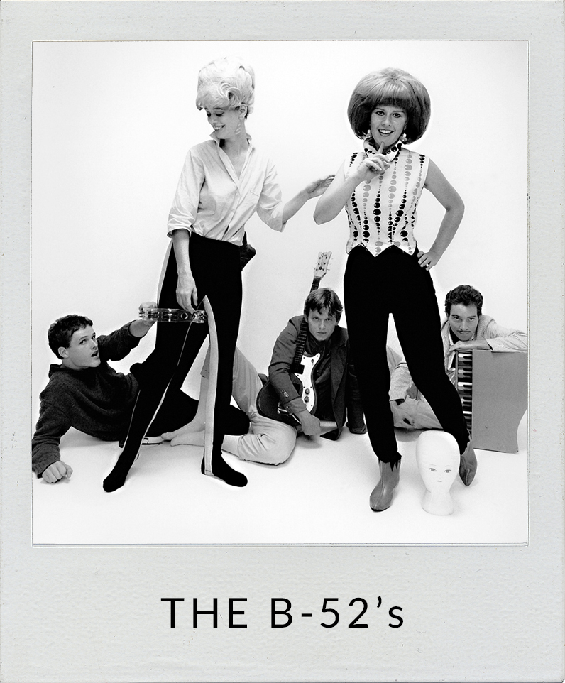 The B-52's photos