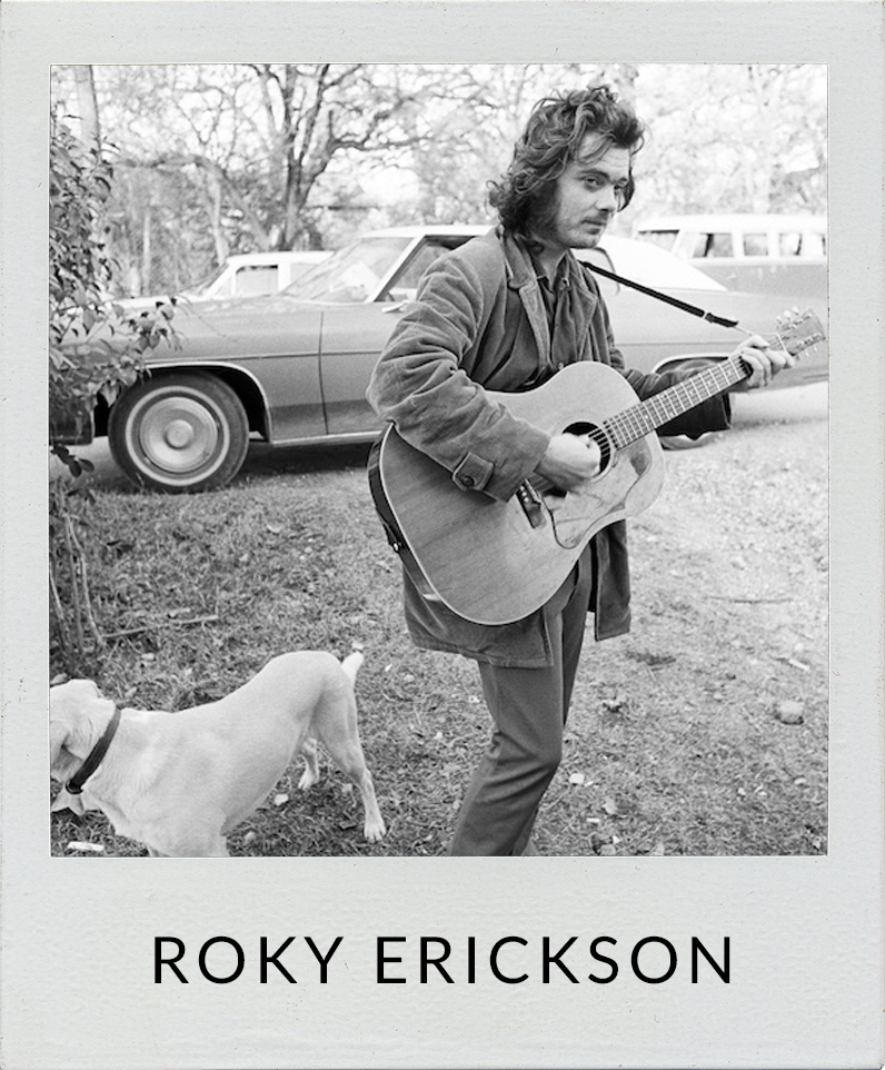 Roky Erickson photos