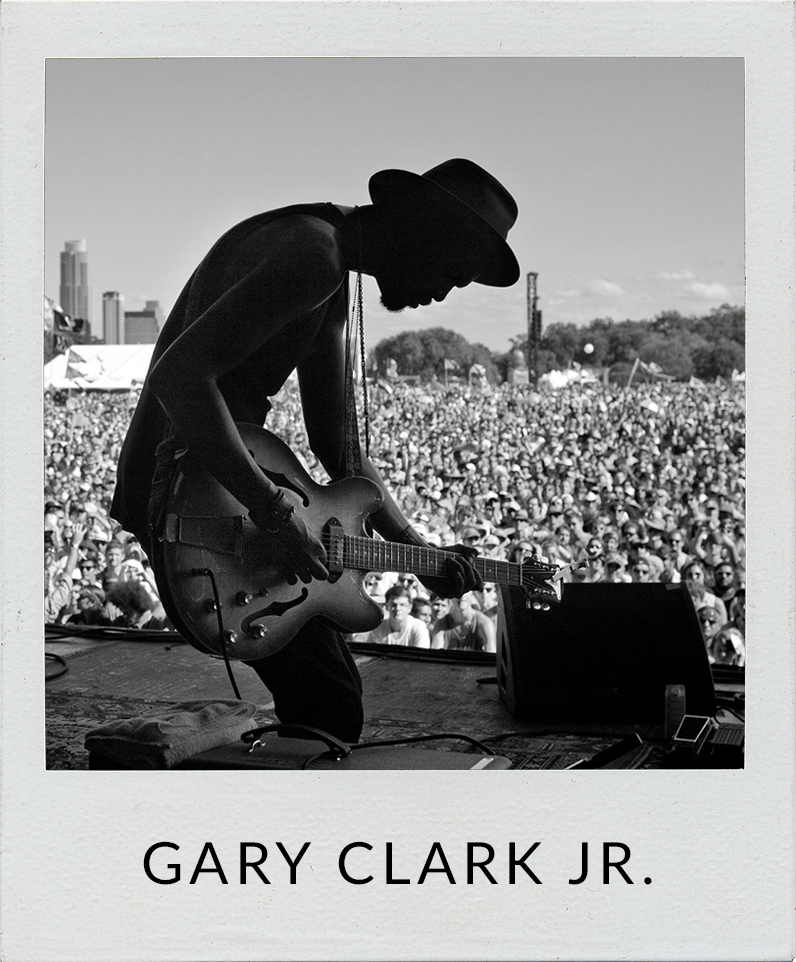 Gary Clark Jr photos