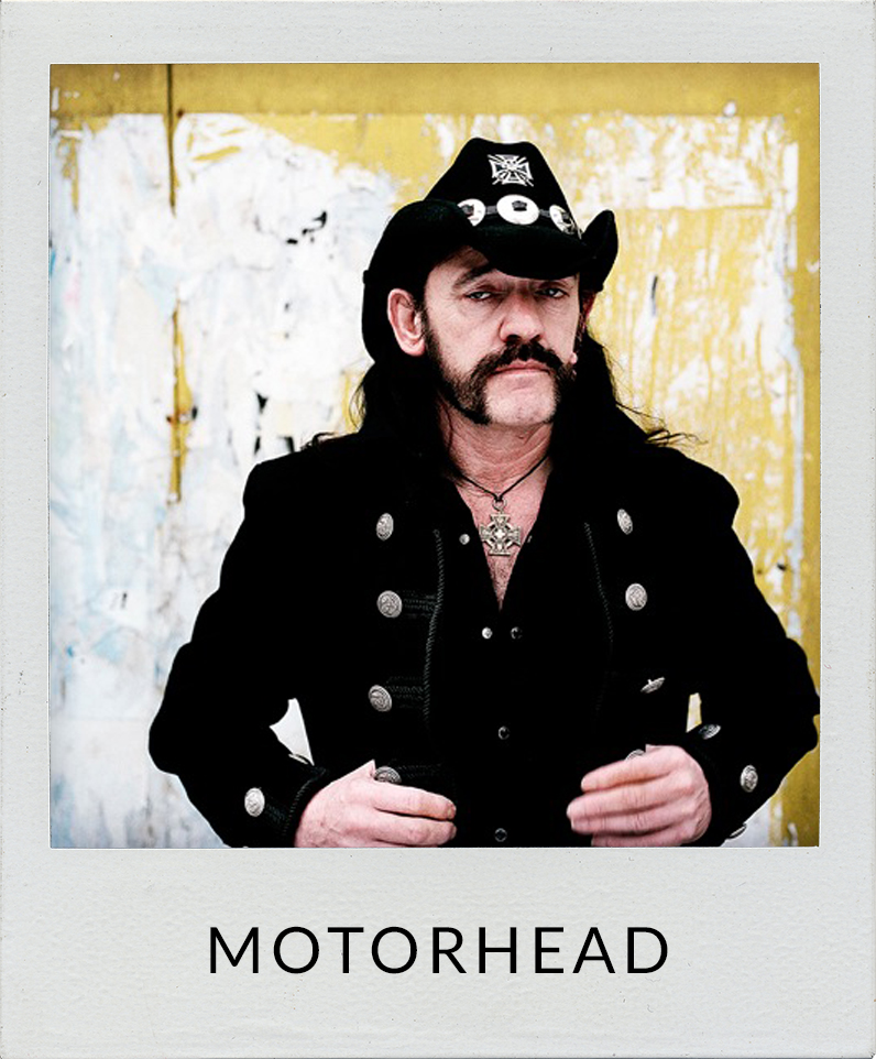 Lemmy of Motorhead photos